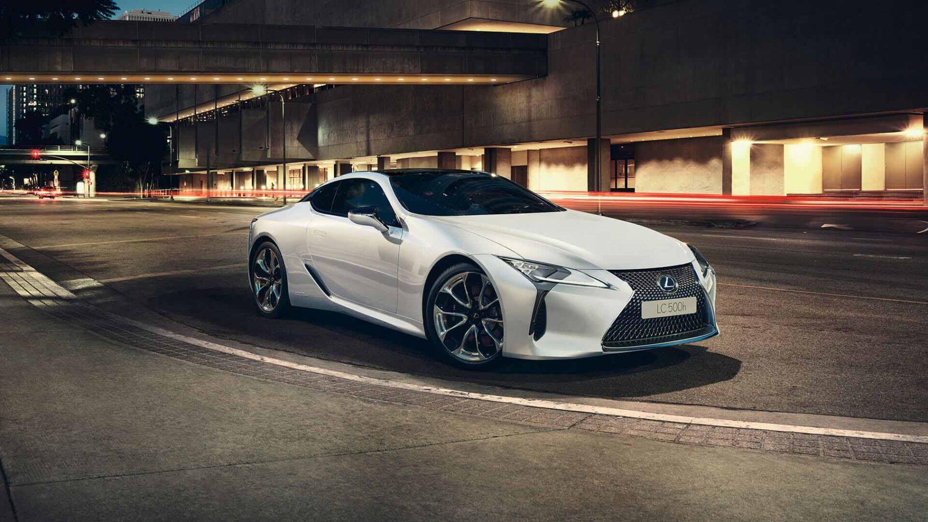 Lexus LC Hybrid Torino