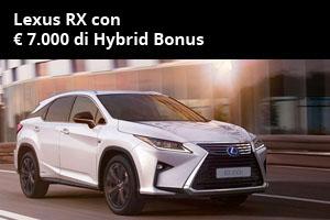 Lexus RX Hybrid Torino