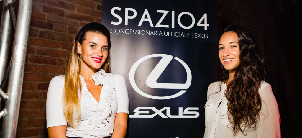 Spazio4 Lexus Torino