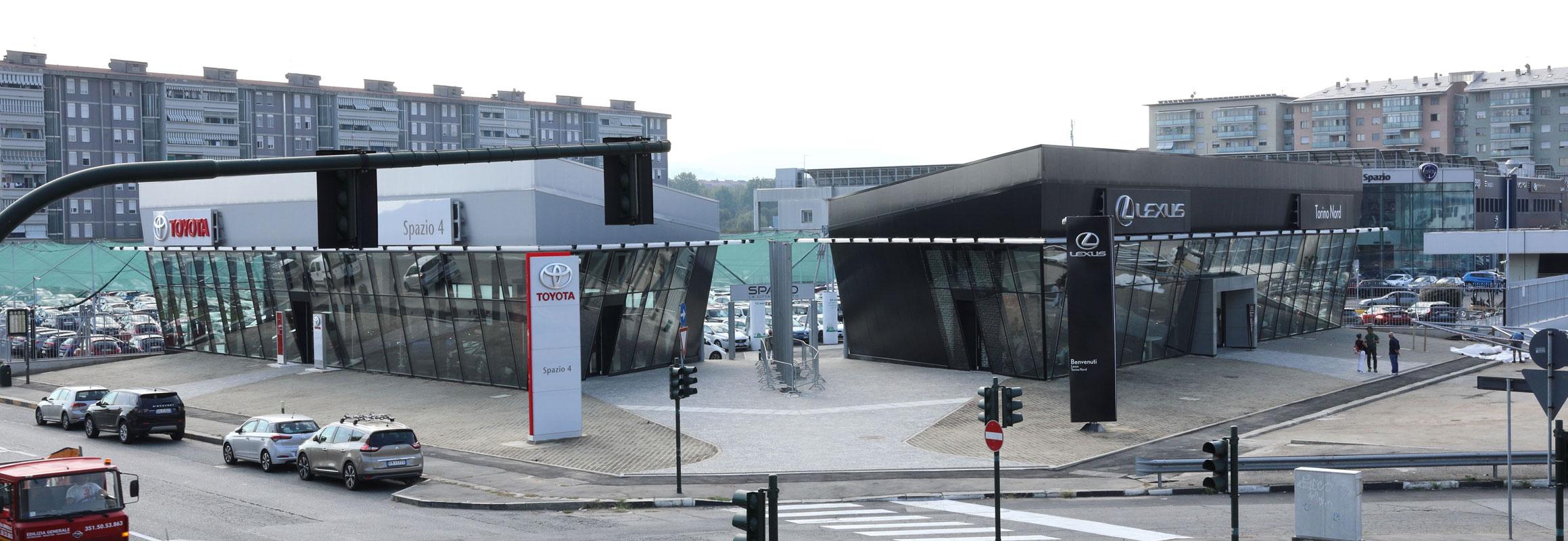 Inaugurazione nuova sede Toyota Lexus a Torino