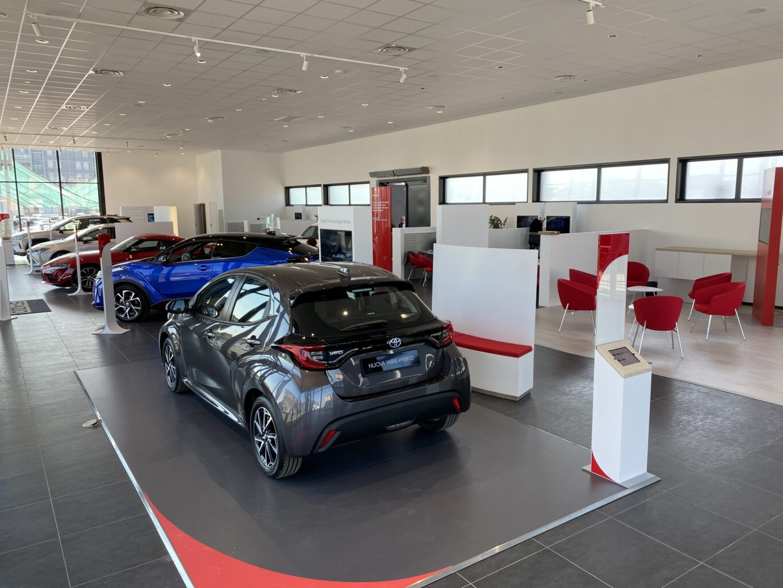Nuova sede Toyota Lexus Torino