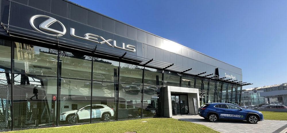 Concessionaria Lexus Torino